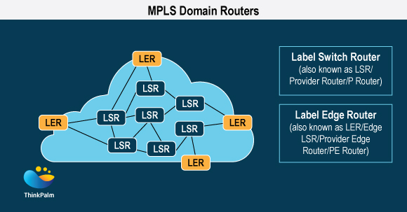 MPLS Domain Routers