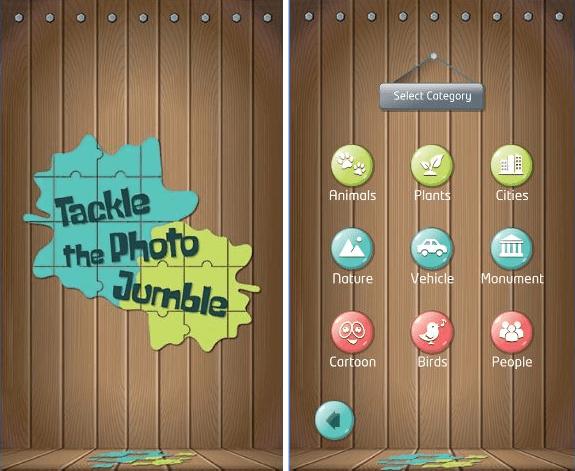 Tackle the Photo Jumble - Photo Puzzle