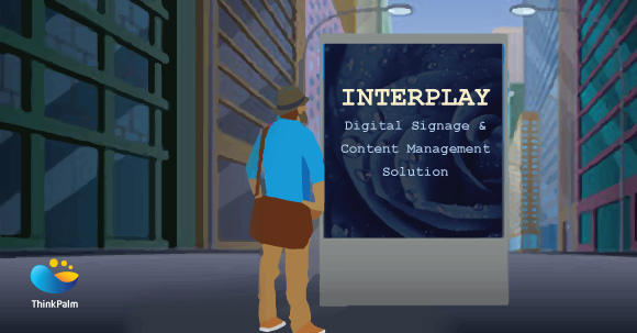 InterPlay - Digital Signage and Content Management Solution