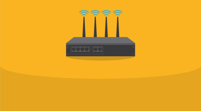 Cellular Router