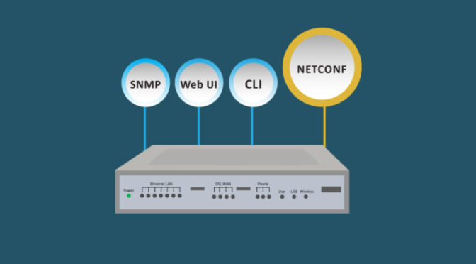 NETCONF support for Enterprise Session Border Controllers