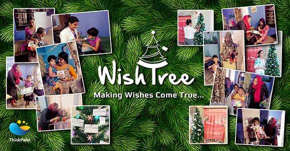 WishTree - Making Wishes Come True