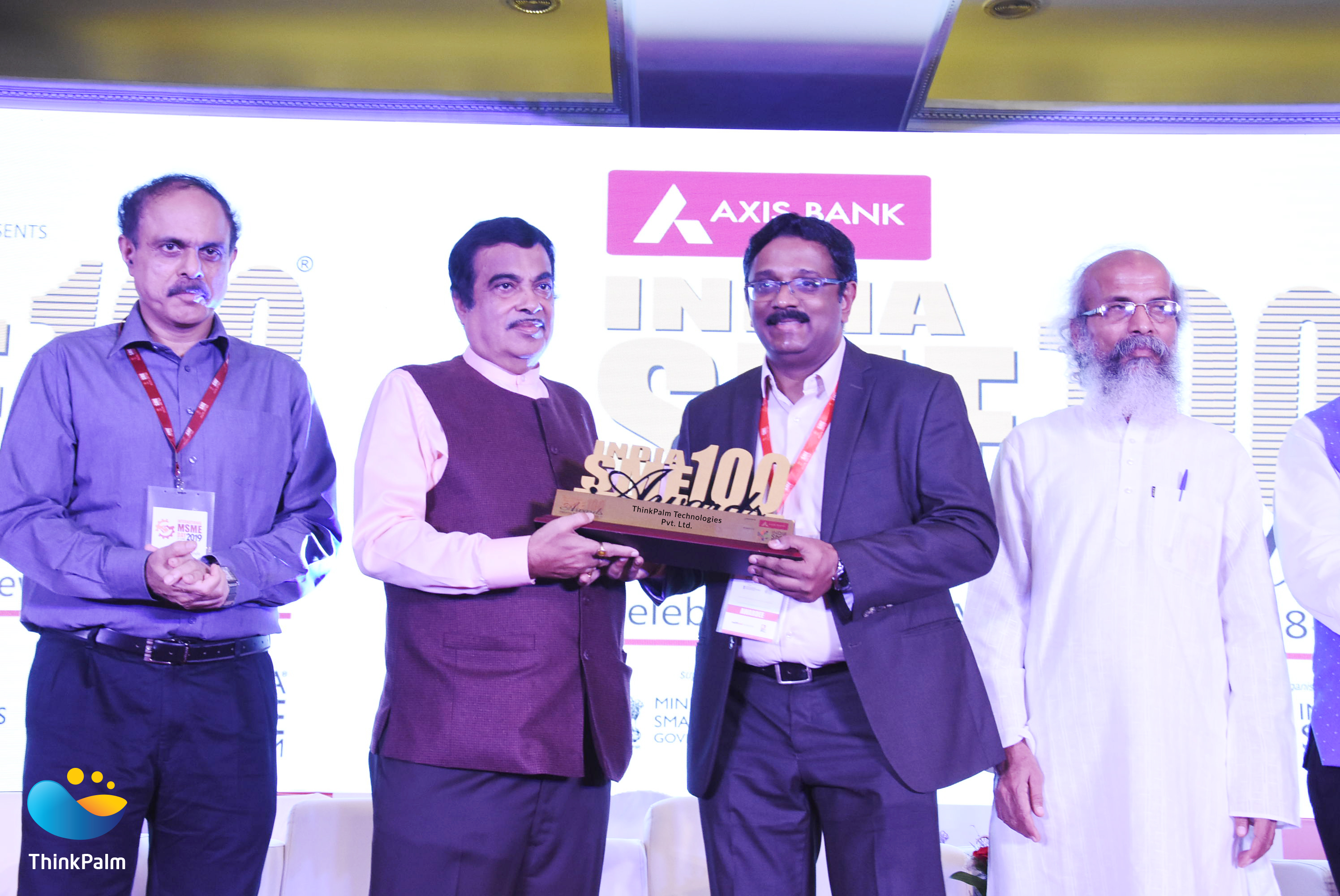 ThinkPalm Wins India SME Awards