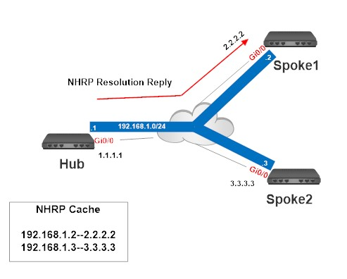 Dynamic Multipoint Virtual Private Network