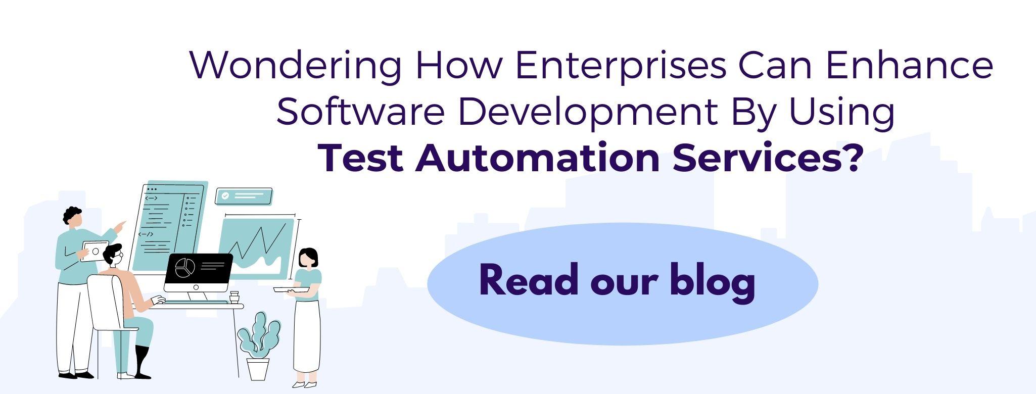 test automation blog