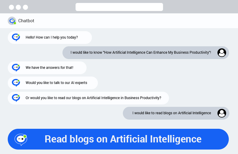 Conversational Chatbots